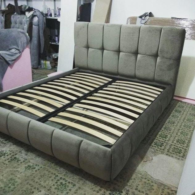 Перетяжка, ремонт и изготовление кроватей