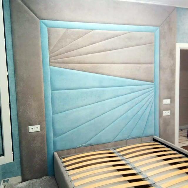 Перетяжка, ремонт и изготовление стеновых панелей